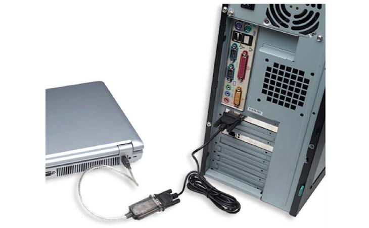 Convertitore usb rs232 da manhattan - Velocita porta seriale ...