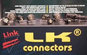 La nuova linea di connettori LKG