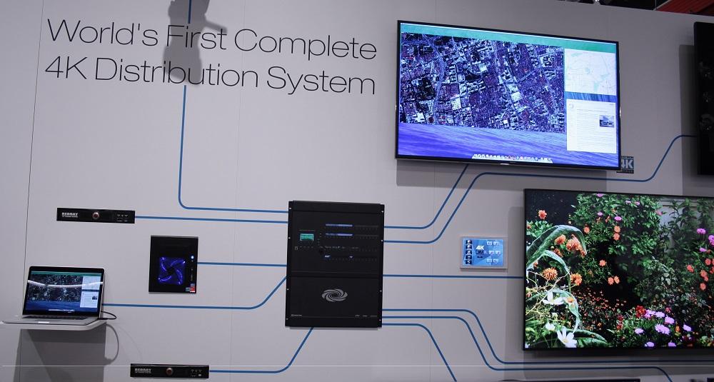 Crestron 4K Distribution System
