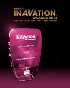 Prase - InATation Awards distributore dell'anno