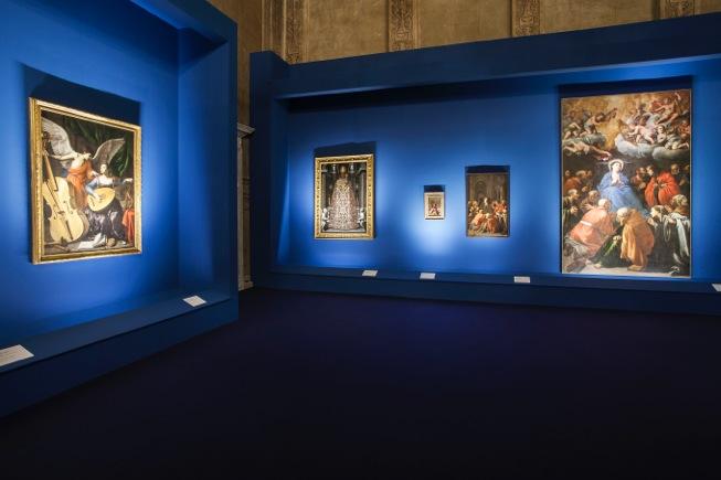 L illuminazione della mostra di palazzo venezia a roma con for Mostra cina palazzo venezia