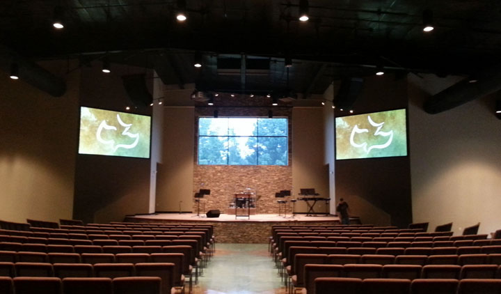 Knoxville's Calvary Chapel
