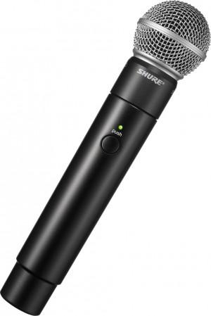 Sistema conference digitale senza fili microflex wireless di shure - Microfono da tavolo wireless ...