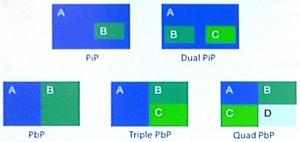 PiP NEC