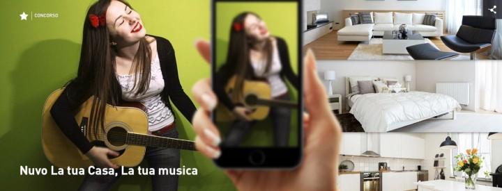 La tua casa la tua musica