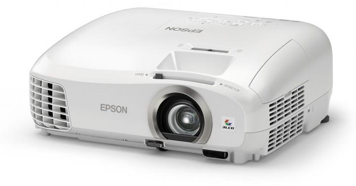 Videoproiettore Epson EH-TW5300 per Home Cinema 300dpi 10cm