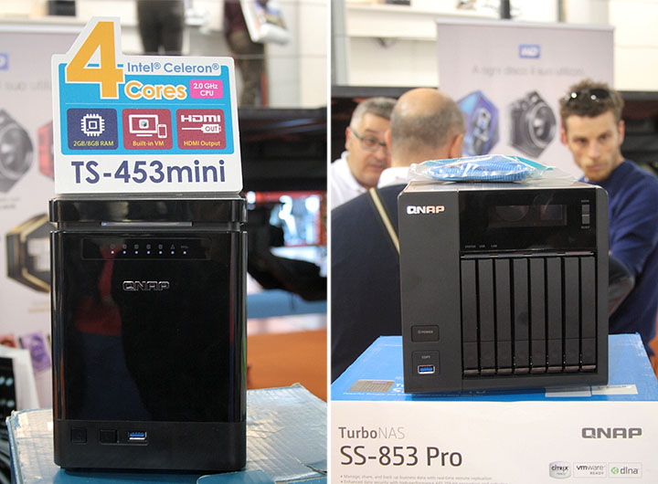 TS-453mini e SS-853