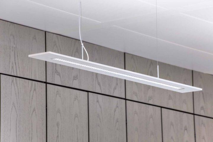 Plafoniere Per Ufficio A Sospensione : Illuminazione per ufficio a sospensione lampade in