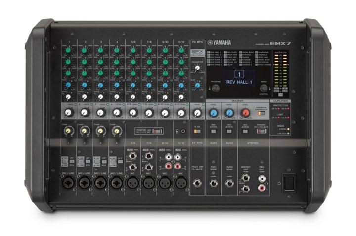 Il Yamaha EMX7