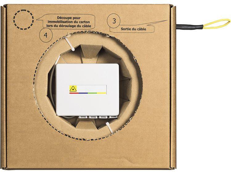 Schema Cablaggio Fibra Ottica : Da bticino nuove soluzioni per il cablaggio in fibra