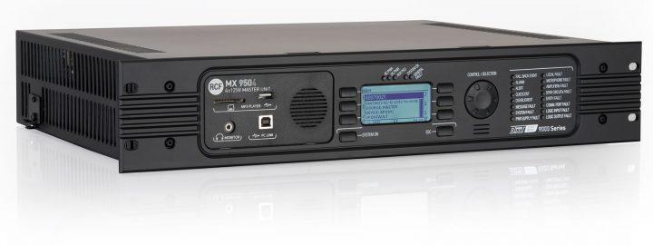 Unità master MX 9504