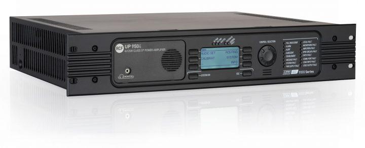 L'amplificatore UP 9504 di espansione del sistema