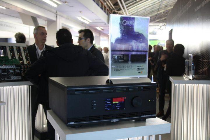 Storm Audio, home theater di gran classe a ISE 2017