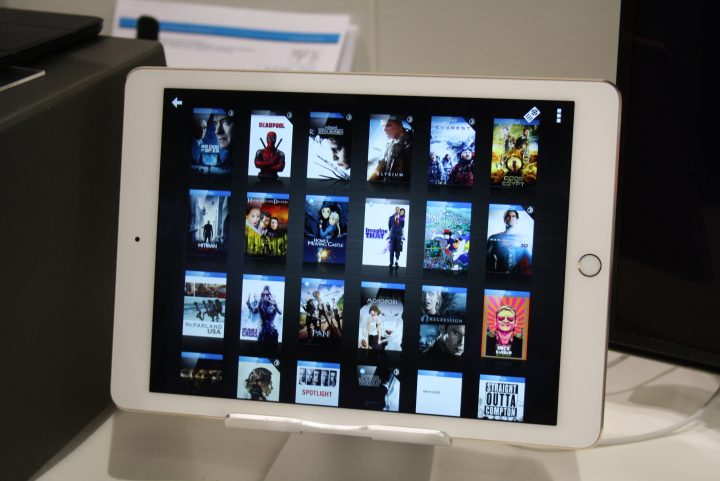 Zappiti  presenta a ISE Media Center, hardware e software per un vero cinema in casa