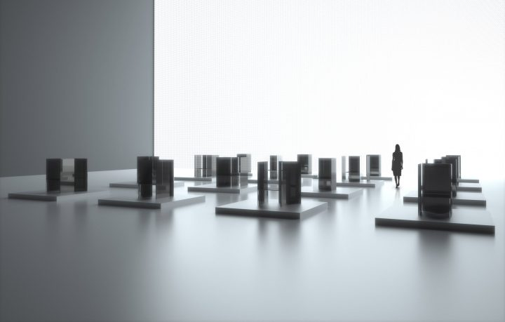 Fuorisalone i design award per l illuminazione oled lg al