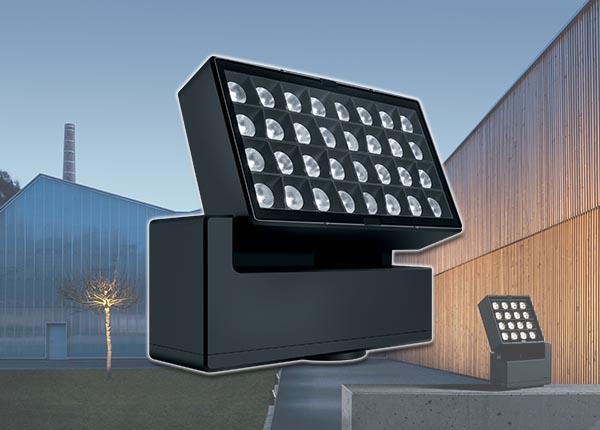 Nightsight di zumtobel soluzioni illuminotecniche per ogni spazio