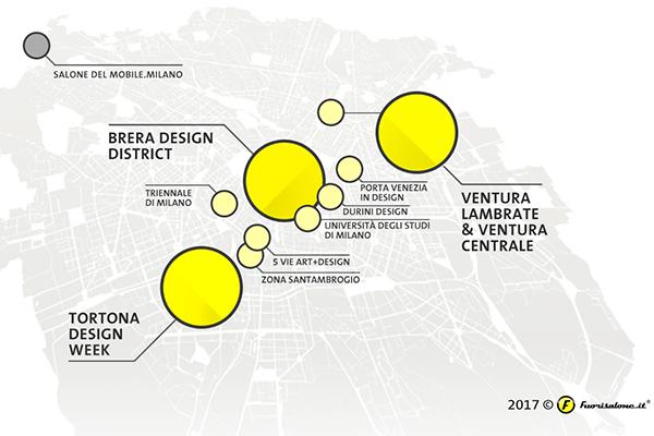 SPECIALE Fuorisalone 2017: là dove si coniugano tecnologia e design
