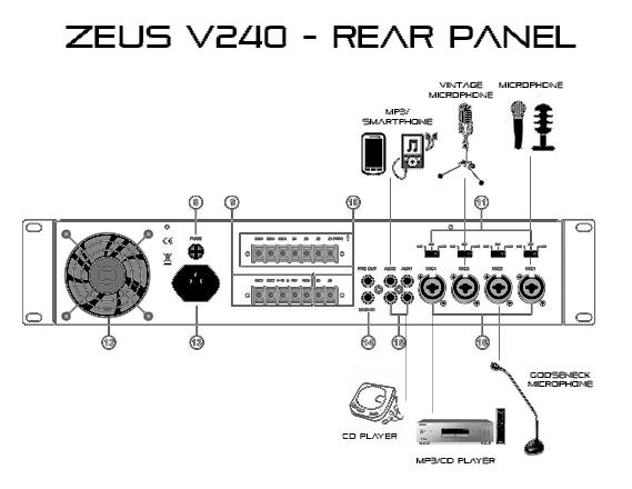 soluzioni audio per piccole installazioni da frenexport