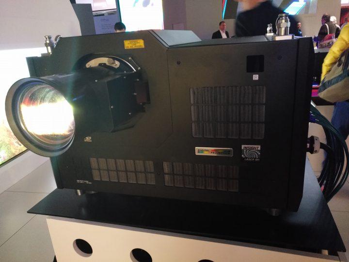 Digital Projection INSIGHT Laser 8K