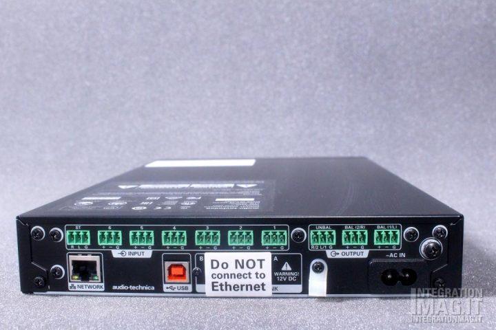 AudioTechnica ATDM-0604 rear