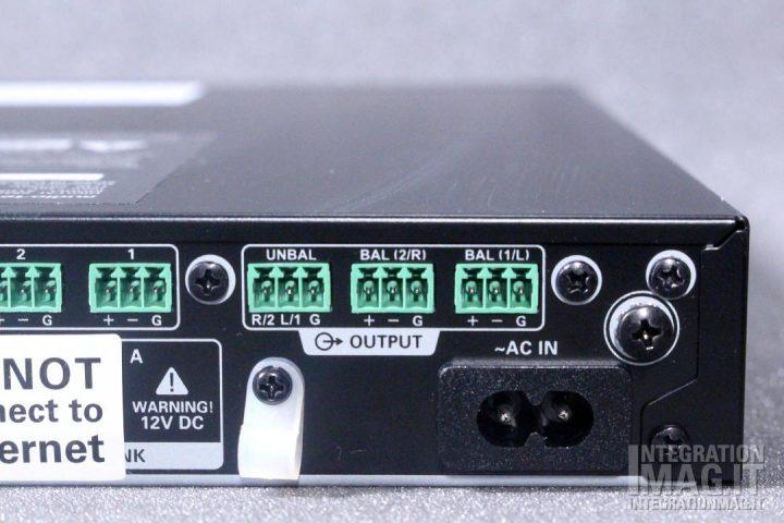 AudioTechnica ATDM-0604 rear output