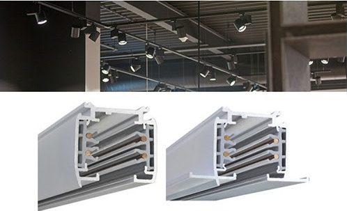 Powertrack il sistema di binari elettrificati per l illuminazione